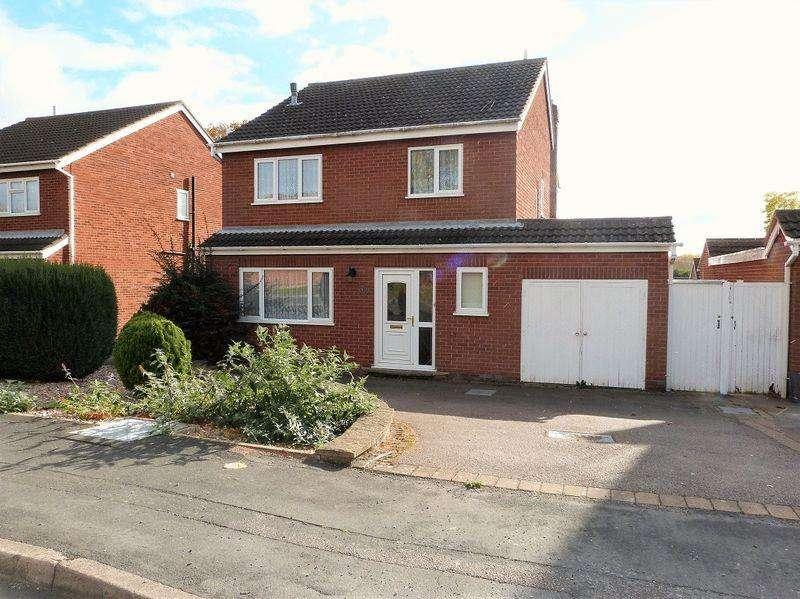 4 Bedrooms Detached House for sale in Cross Lane, Mountsorrel