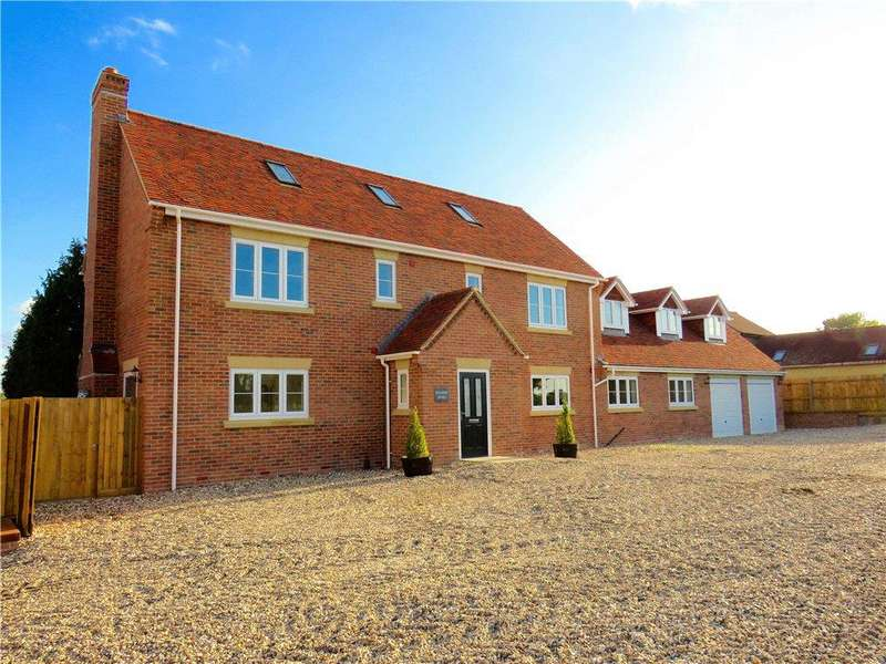 7 Bedrooms Detached House for sale in Baughurst Road, Baughurst, Tadley, Hampshire, RG26