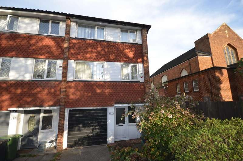 3 Bedrooms Town House for sale in Burnt Ash Road Lee SE12