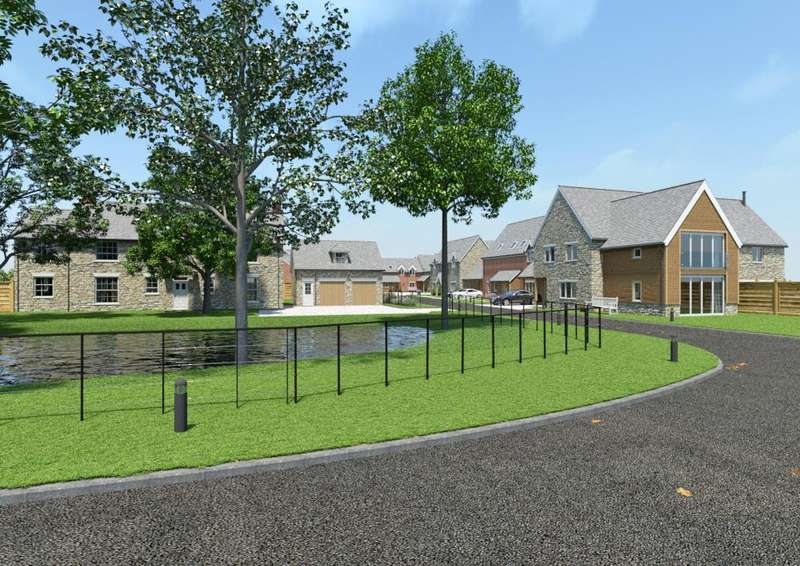 4 Bedrooms Link Detached House for sale in Exclusive Development - Hinton Close, East Claydon