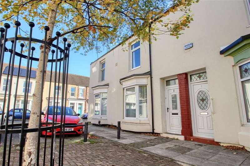 2 Bedrooms Terraced House for sale in Burgess Street, Stockton-on-Tees