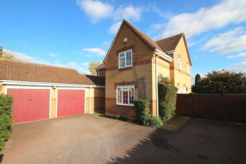 4 Bedrooms Detached House for sale in Langham Way, Ely