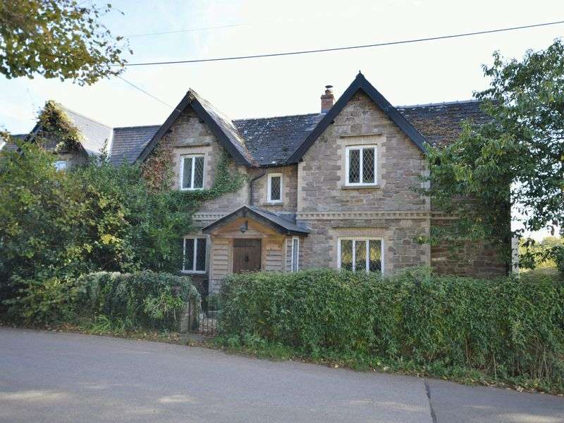 3 Bedrooms Property for sale in The Cottages Llanvair Cross, Abergavenny