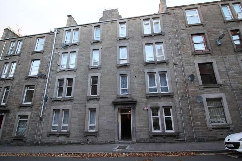 2 Bedrooms Flat for sale in Baldovan Terrace, Dundee, DD4