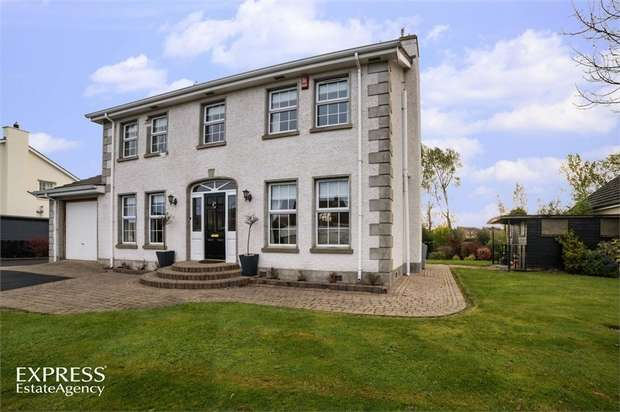 4 Bedrooms Detached House for sale in The Olde Golf Links, Portadown, Craigavon, County Armagh