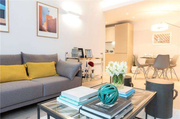 2 Bedrooms Apartment Flat for sale in Blu Bracknell, Wokingham Road, Bracknell, Berkshire
