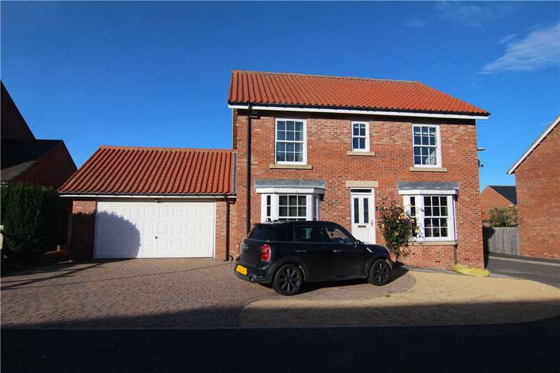 5 Bedrooms Detached House for sale in Birch Meadows, Hunwick, Crook, DL15