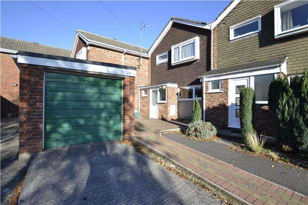 3 Bedrooms Semi Detached House for sale in Concorde Drive, Bristol, BS10 6PZ