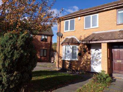3 Bedrooms Semi Detached House for sale in Martin Drive, Syston, Leicester, Leicestershire