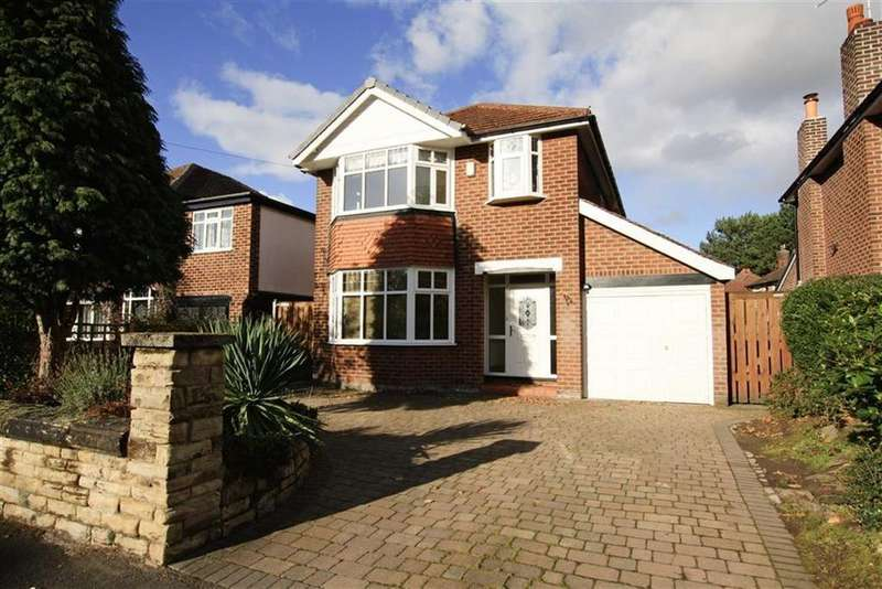 3 Bedrooms Detached House for sale in Whitefield Road, Sale