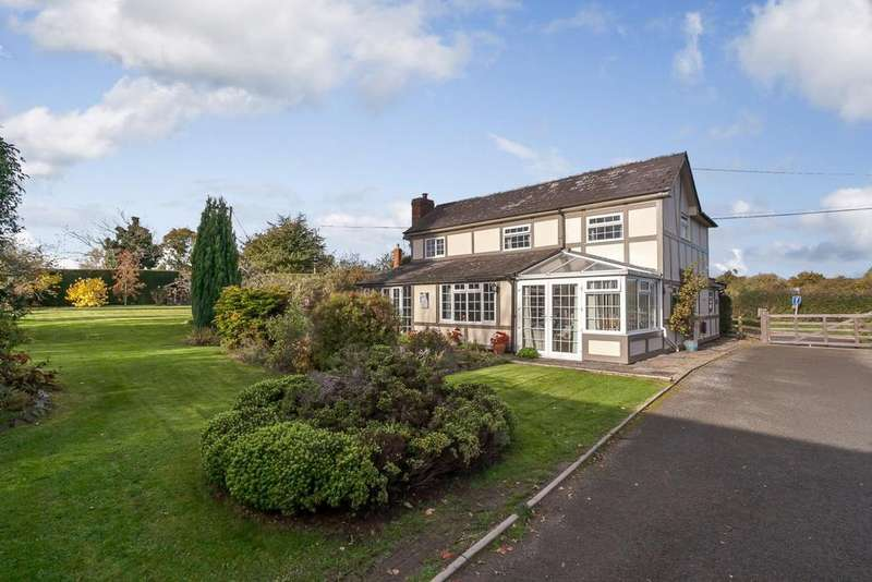 3 Bedrooms Detached House for sale in Near Bodenham, Hereford