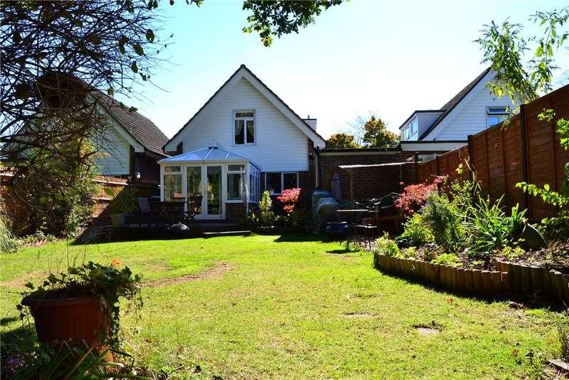 3 Bedrooms Detached House for sale in Monks Lane, Newbury, Berkshire, RG14