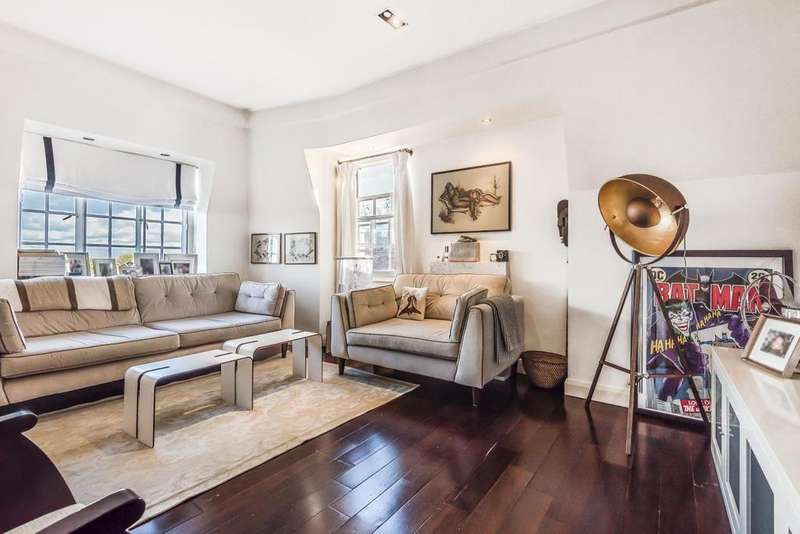 3 Bedrooms Flat for sale in Fortis Green, Muswell Hill