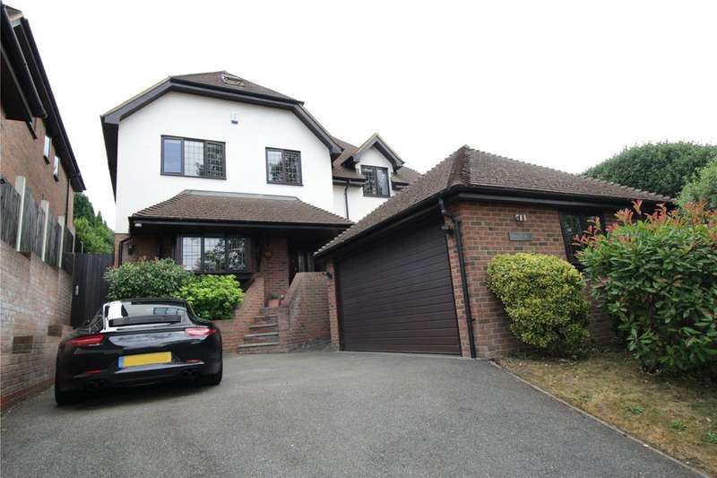 6 Bedrooms Detached House for sale in Lee Chapel Lane, Langdon Hills, Essex, SS16