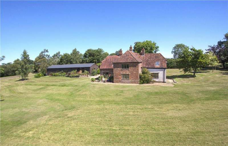 6 Bedrooms Detached House for sale in Middle Claydon, Buckingham, Buckinghamshire