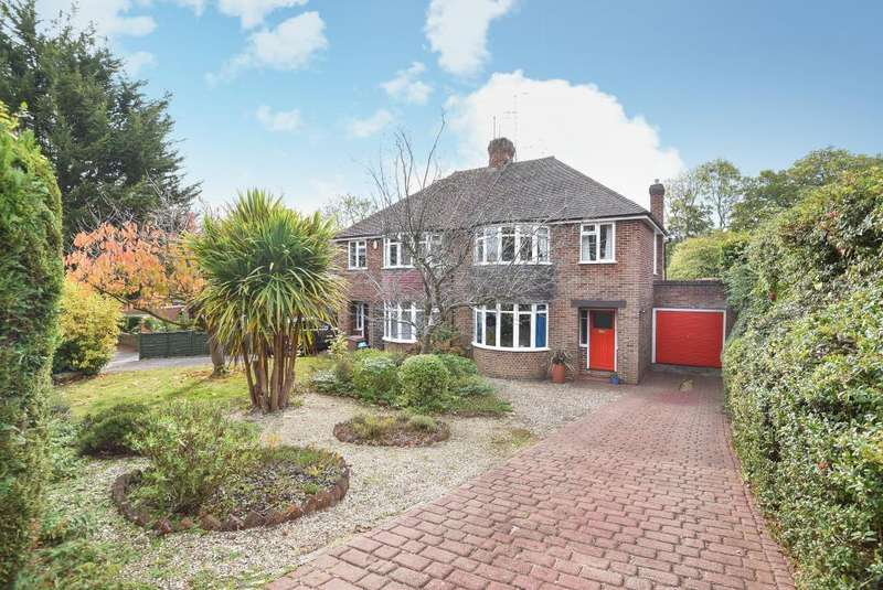 3 Bedrooms House for sale in Earley, Reading, RG6