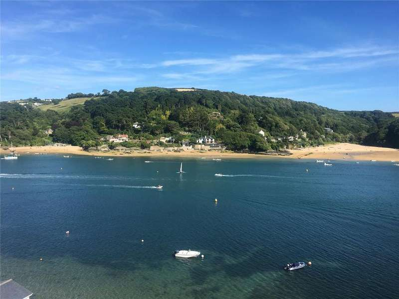 2 Bedrooms Apartment Flat for sale in Cliff Road, Salcombe, Devon, TQ8