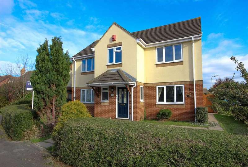 4 Bedrooms Detached House for sale in Watch Elm Close, Bradley Stoke, Bristol, BS32