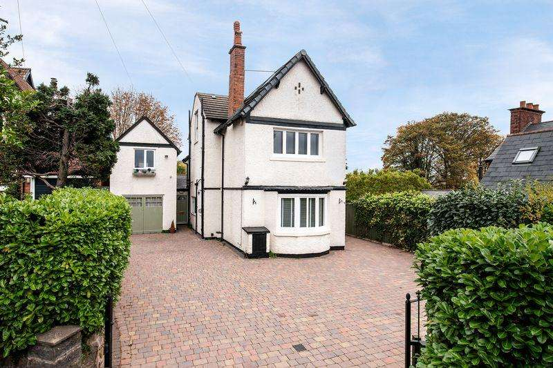 4 Bedrooms House for sale in Driffold, Sutton Coldfield