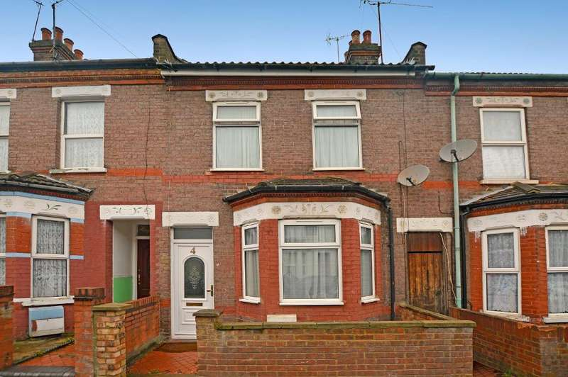 5 Bedrooms Terraced House for sale in Naseby Road, Luton, Bedfordshire, LU1 1LF