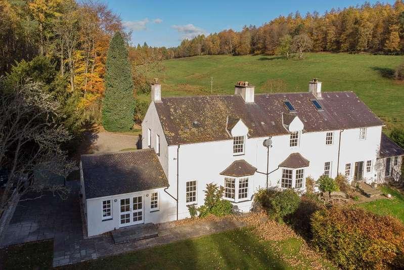 4 Bedrooms Semi Detached House for sale in Lerrocks Road, Argaty, Doune, FK16 6EJ