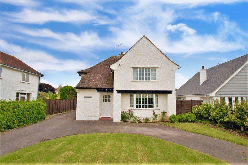 4 Bedrooms Detached House for sale in First Avenue, Summerley Private Estate, Felpham
