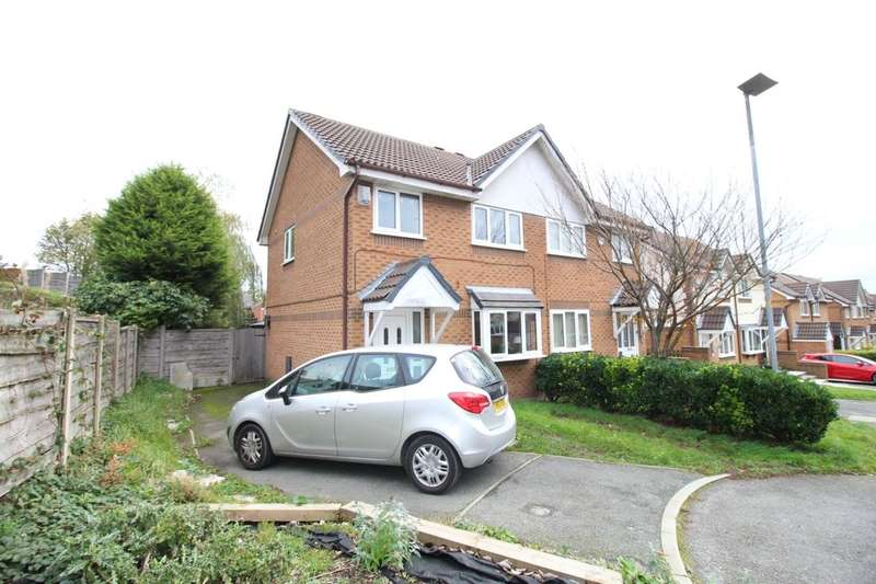 3 Bedrooms Semi Detached House for sale in Highfield Drive, Farnworth, Bolton, BL4