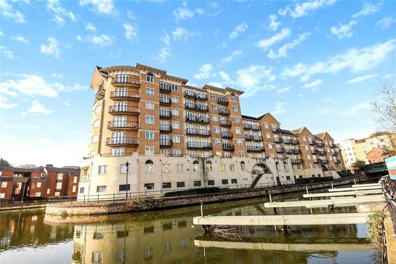 3 Bedrooms Apartment Flat for sale in Blakes Quay, Gas Works Road, Reading, Berkshire, RG1
