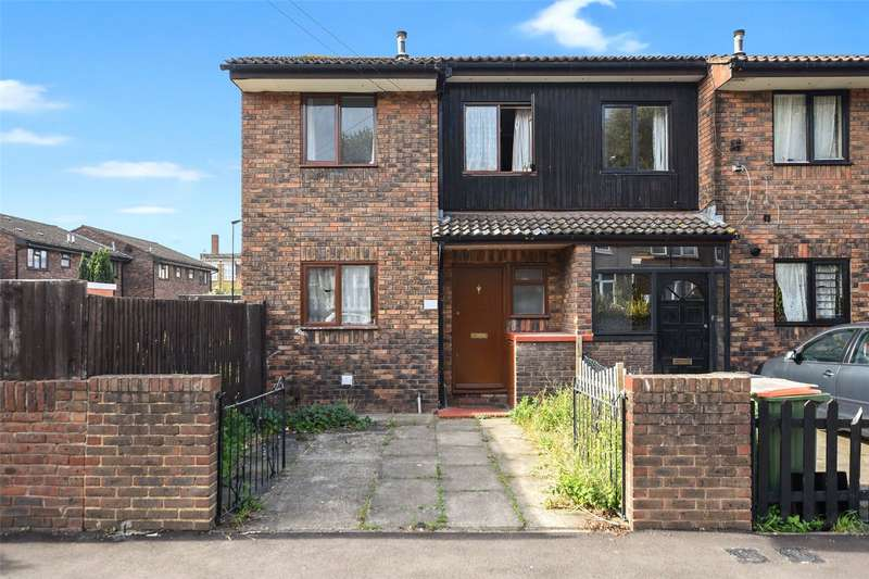 4 Bedrooms End Of Terrace House for sale in Mafeking Road, Canning Town, London, E16