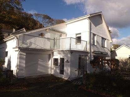 4 Bedrooms Detached House for sale in Borth-Y-Gest, Porthmadog, Gwynedd, LL49