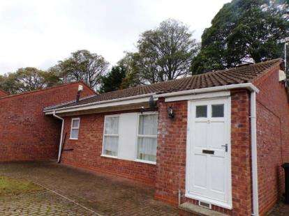 2 Bedrooms Bungalow for sale in St. Martins Close, Catterick Garrison, North Yorkshire
