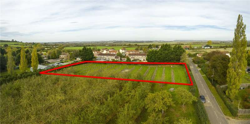 Land Commercial for sale in Land South Of Giffords Orchard, Stembridge, Martock, Somerset, TA12