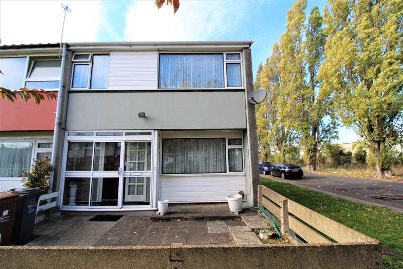 3 Bedrooms House for sale in Wivenhoe Road, Barking, IG11 0RB
