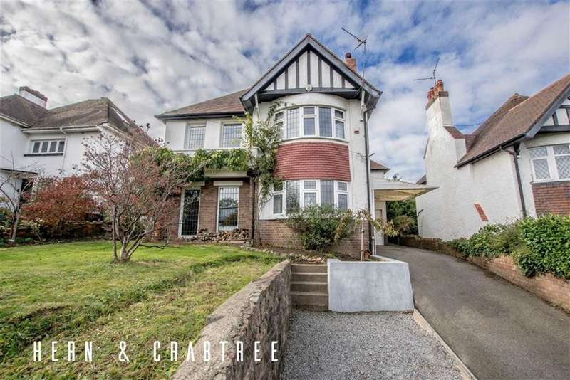 4 Bedrooms Detached House for sale in Heol Isaf, Radyr, Cardiff