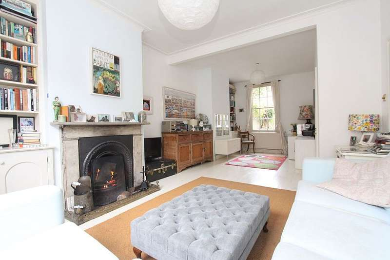 3 Bedrooms Terraced House for sale in Effra Parade, London, London, SW2 1PR