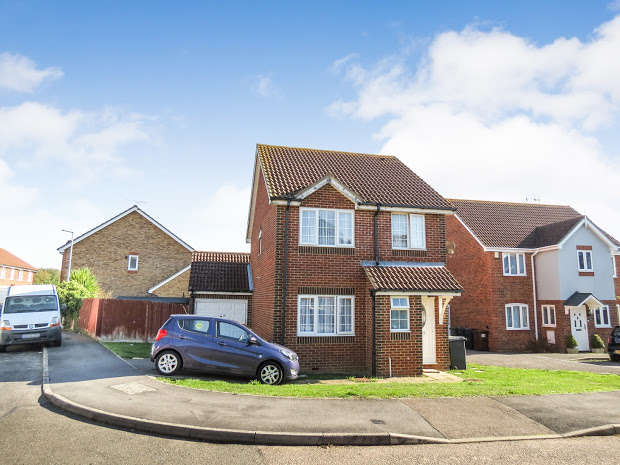 3 Bedrooms Detached House for sale in Sheffield Park Way, Eastbourne, East Sussex, BN23