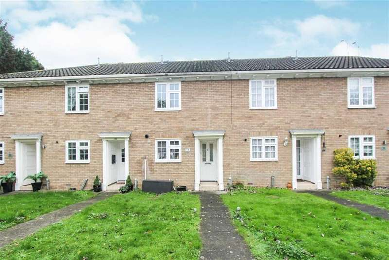 2 Bedrooms Terraced House for sale in Bishops Close, Basildon, Essex