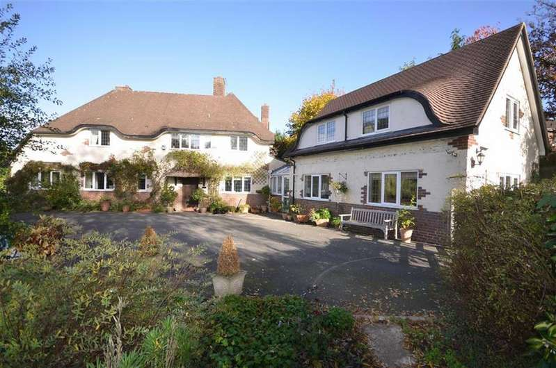 5 Bedrooms Detached House for sale in Cherry Tree Lane, Woore, Crewe