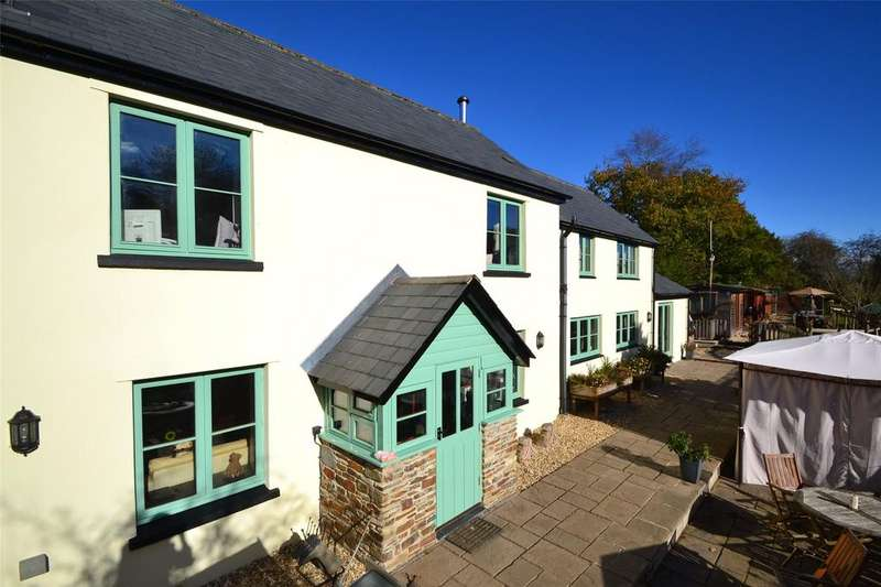 3 Bedrooms Detached House for sale in Ashreigney, Chulmleigh