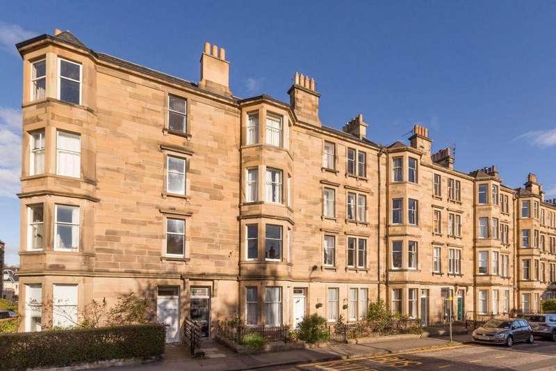 3 Bedrooms Ground Flat for sale in 80 Strathearn Road, Edinburgh, EH9 2AF