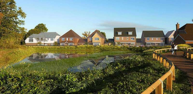 5 Bedrooms House for sale in Hitches Lane, Fleet GU51