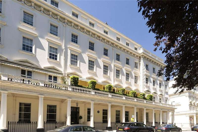 3 Bedrooms Flat for sale in Eaton Square, Belgravia, London, SW1W