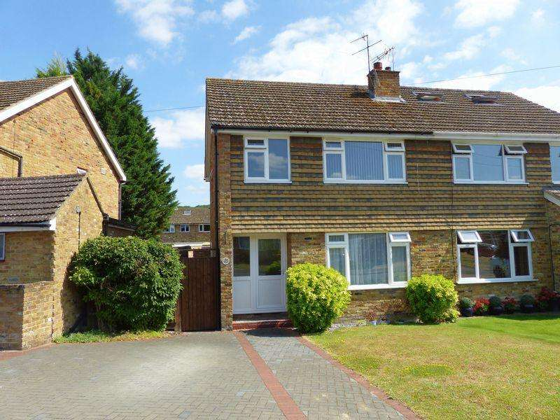 3 Bedrooms Semi Detached House for sale in Wooburn Green