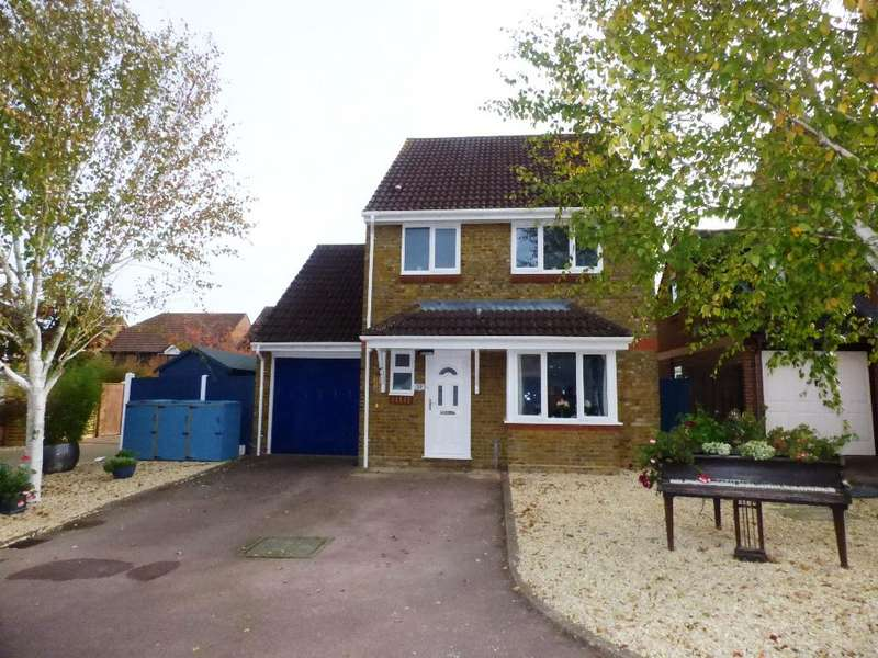 4 Bedrooms Detached House for sale in BRACKENBURY, ANDOVER SP10