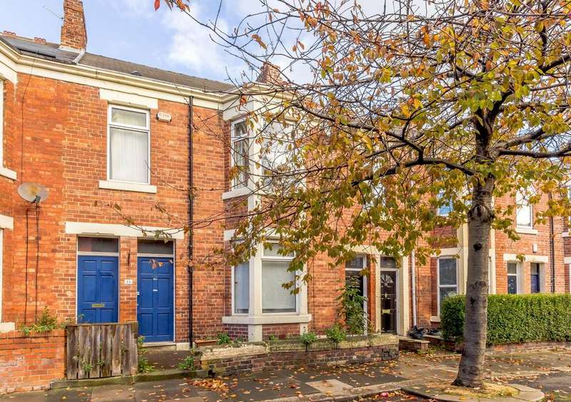 3 Bedrooms Terraced House for sale in Balmoral Terrace, Heaton, Newcastle Upon Tyne, Tyne And Wear