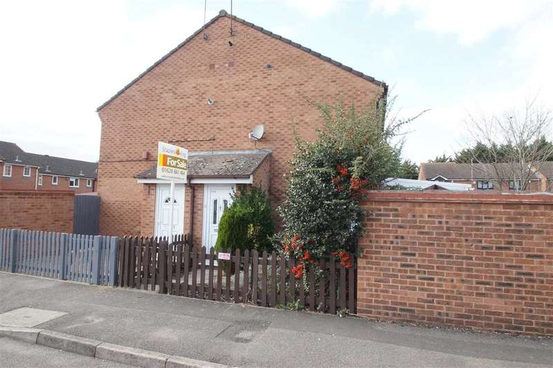 1 Bedroom Terraced House for sale in Pearl Gardens, Cippenham, Slough