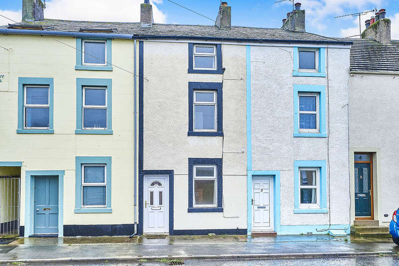 3 Bedrooms Property for sale in Crosby Moor, Crosby, Maryport, CA15