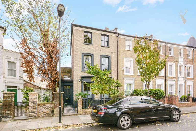 5 Bedrooms House for sale in Horton Road, Hackney, E8