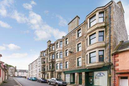 2 Bedrooms Flat for sale in Bishop Street, Rothesay