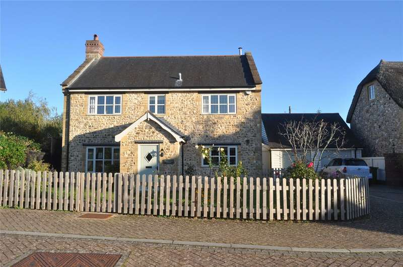 3 Bedrooms Detached House for sale in Hampton Court, Whitford, Axminster, Devon, EX13